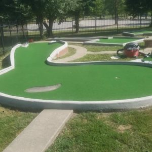 Golf Course Artificial Turf